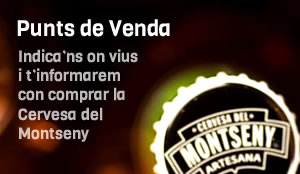 Compra Cervesa Montseny
